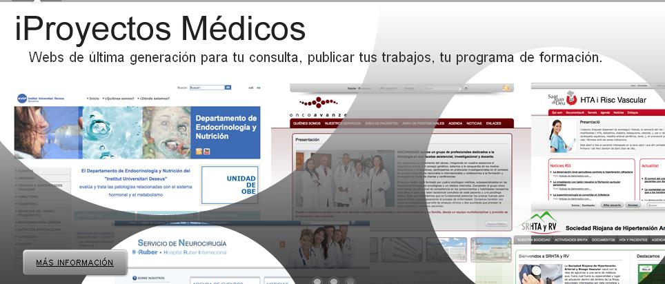 Tu web médica en un mes