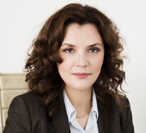 Jane Zavalishina, CEO de Yandex