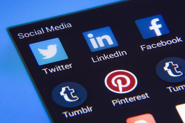 social media movil