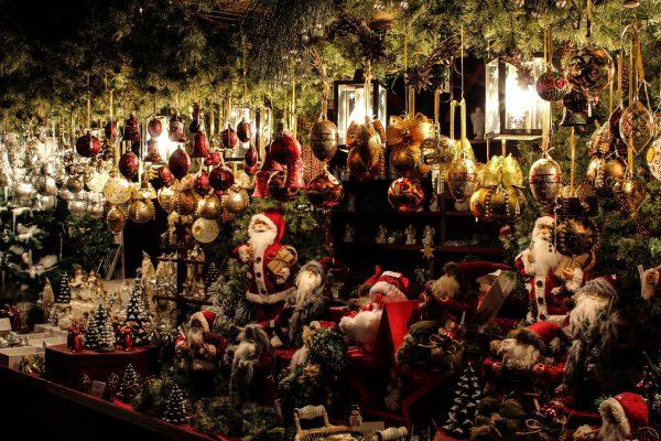 Mercados de navidad de Cataluña