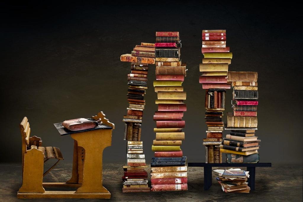 desaprender- libros -pupitre