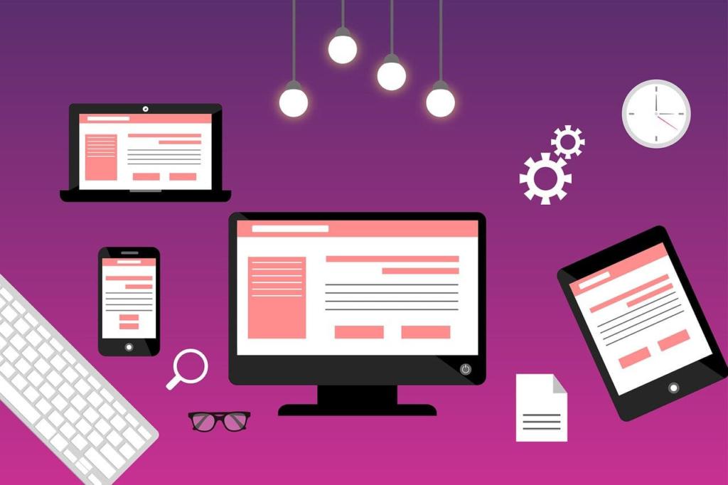 Website responsive e inclusivo