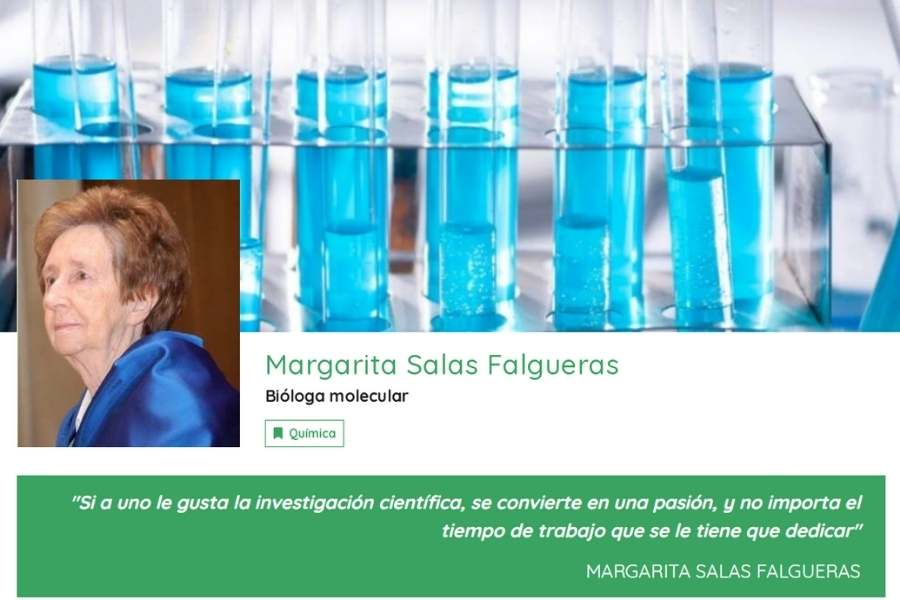 tarjeta Digital APD, Margarita Salas