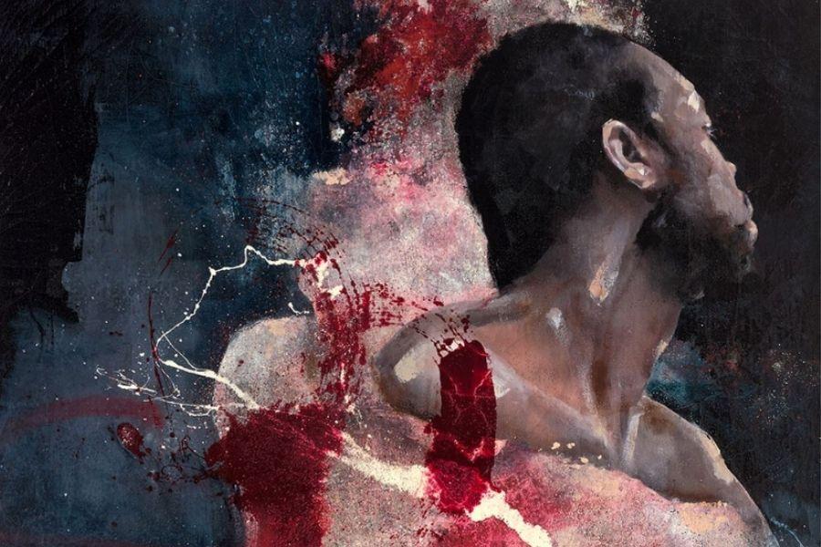La obra Antares, de Lita Cabellut
