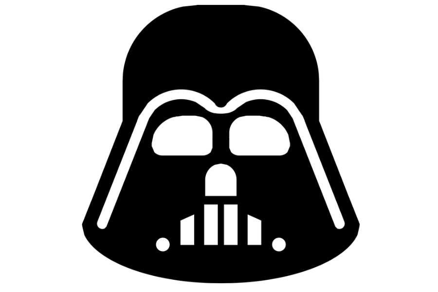 Darth Vader, villano de Star Wars