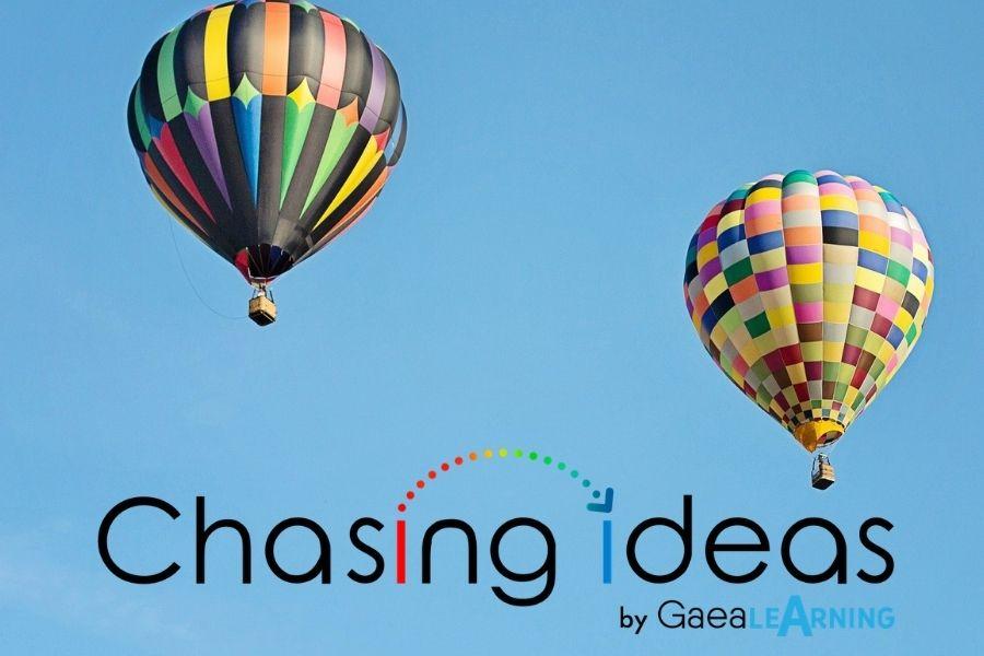 Descubre CHASING IDEAS, una herramienta para hacer aflorar el talento interno