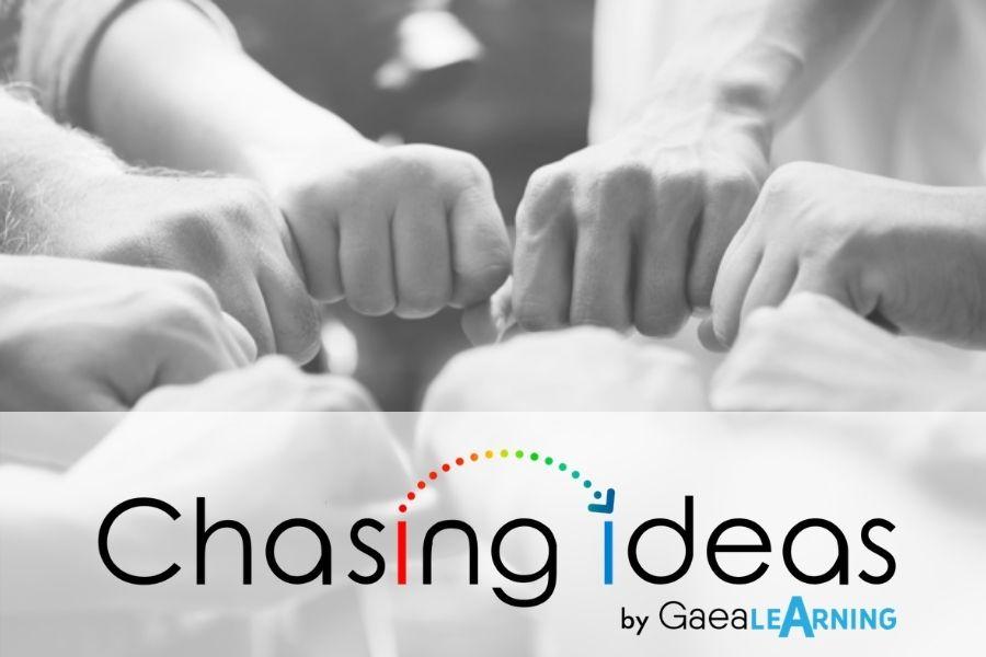 Haz aflorar el talento interno con Chasing Ideas
