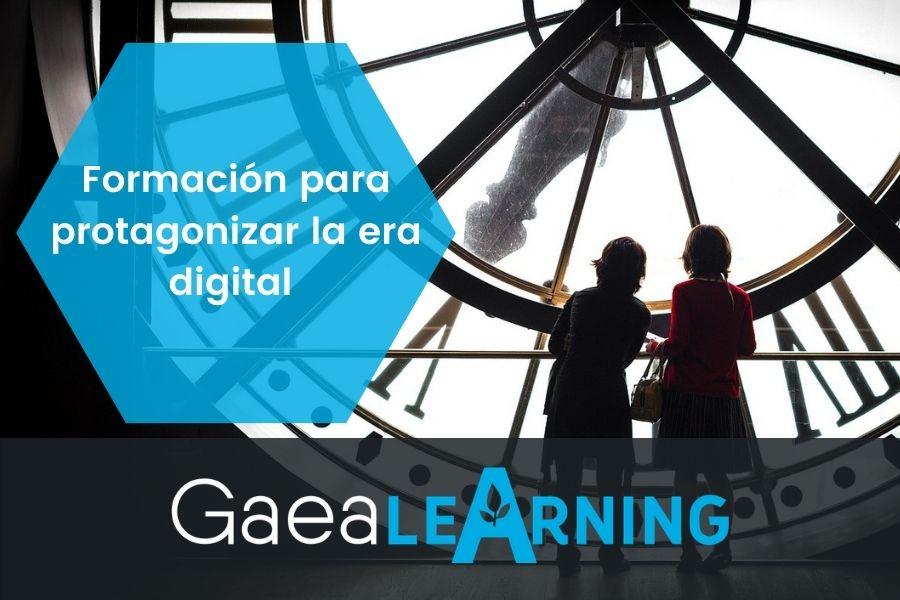 GaeaLearning. Formación para que protagonices la era digital