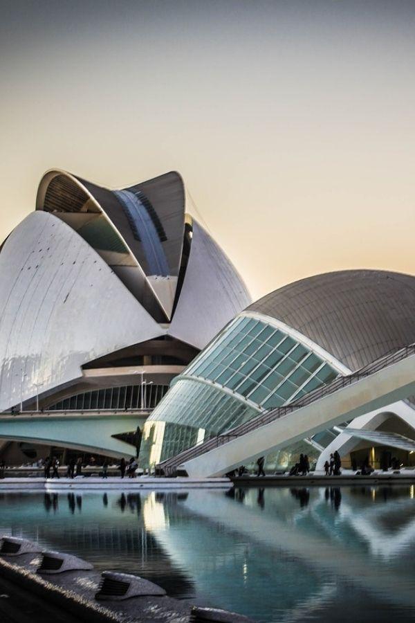 Ciutat de les Arts i les Ciéncies