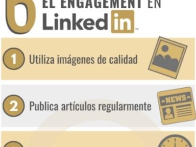 Claves para aumentar el engagement en Linkedin