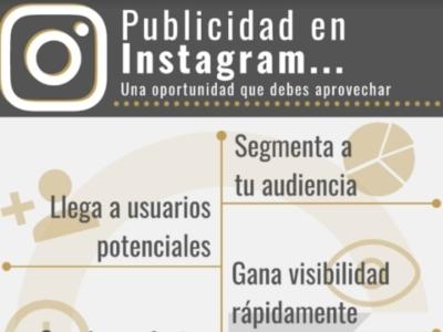 Aprovecha la publicidad en Instagram