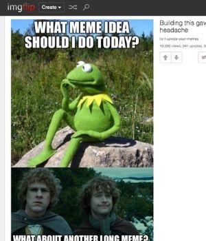 imgflip meme generator