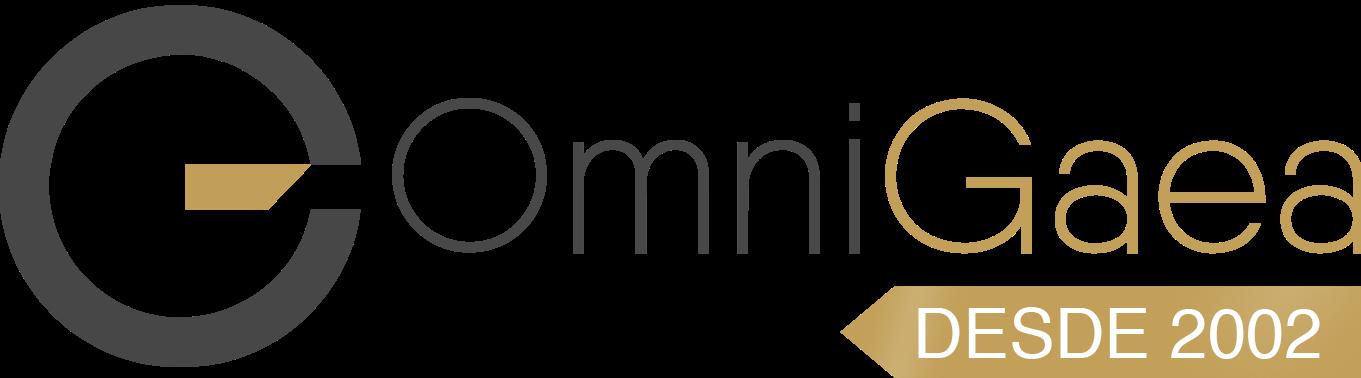 Logo omnigaea desde 2002