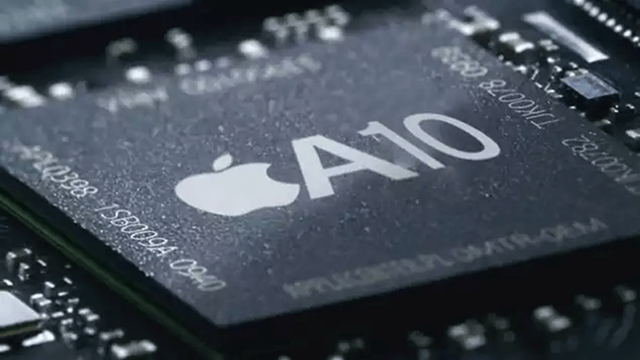 El chip A10 de los nuevos iPhone 7
