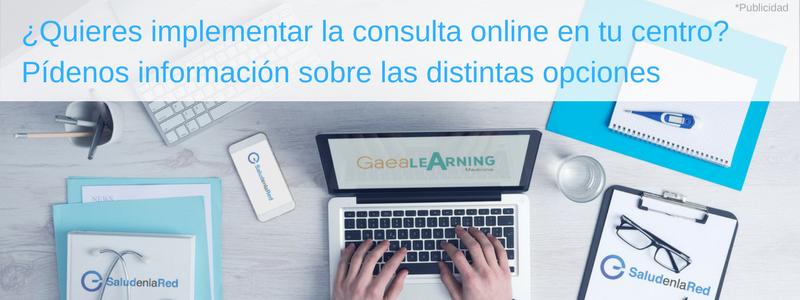 Cómo implementar tu consulta online