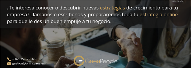 Contacto GaeaPeople