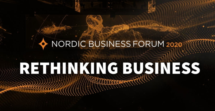 Nordic Business Forum. Helsinki