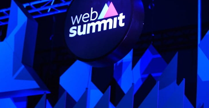 Web Summit Event 2020. En línea