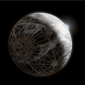 Trantos fue la inspiración de Coruscant, el planeta-ciudad de la saga Star Wars