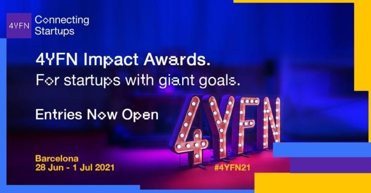 4YFN – Connecting Startups 2021