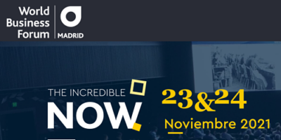 World Business  Forum (WOBI). Madrid 2021