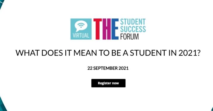 THE Student Success Forum