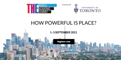 THE World Academic Summit